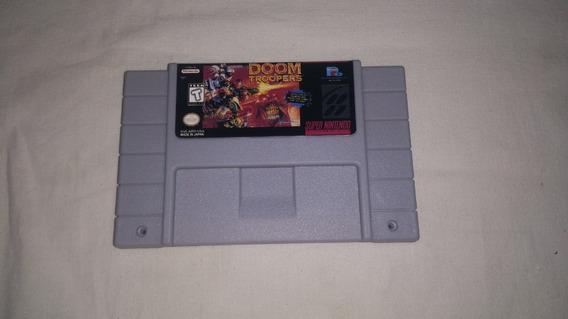 Doom Troopers - Super Nintendo Paralelo