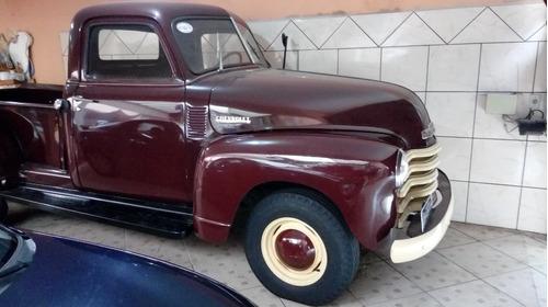 Chevrolet 3600 Pick Up Boca De Sapo