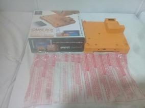 Game Boy Player + Cd De Boot Originalgame Cube Zero Na Caixa