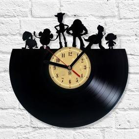 Toy Story Woody Buzz Lightyear Disney - Relógio De Parede