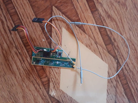 Placa Receptor Com 2 Antenas Receiver Radio Dji Phantom 2