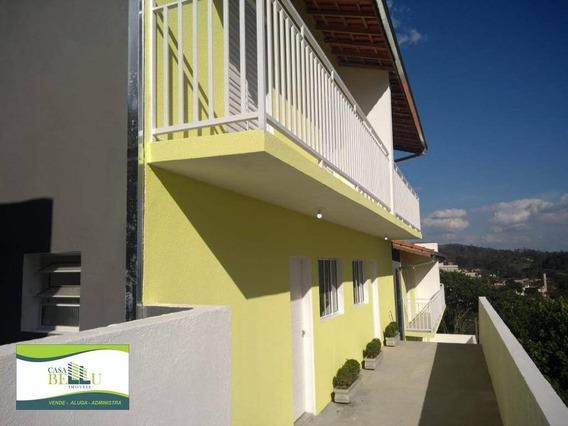 Sobrados - Centro De Franco - Ca0430
