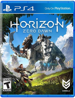 Horizon: Zero Dawn - Codigo Digital - Playstation 4 (ps4)