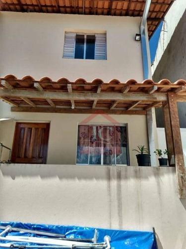 Imagem 1 de 25 de Casa Com 2 Dormitórios À Venda, 64 M² Por R$ 185.000,00 - Caucaia Do Alto - Cotia/sp - Ca1435