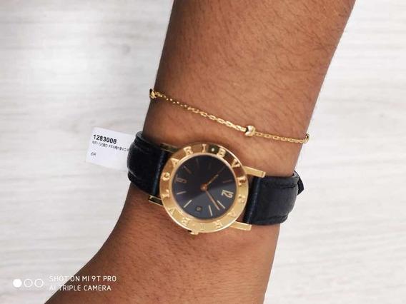 Relógio Blvgari De Ouro Original
