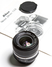 Nikon Nikon 24 Mmm F 2,8 Ais