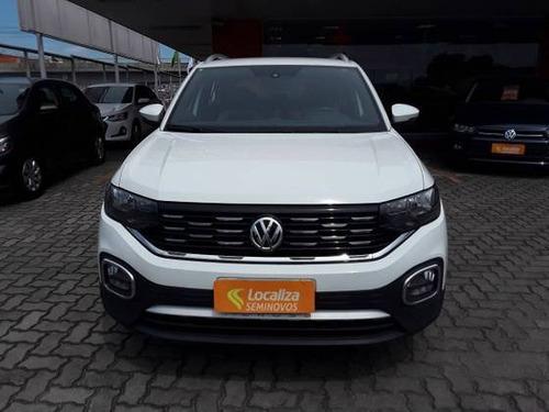Volkswagen T-cross 1.4 250 Tsi Total Flex Highline