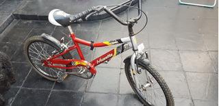 Bicicleta Rod 20 Musetta Viper Muy Poco Uso