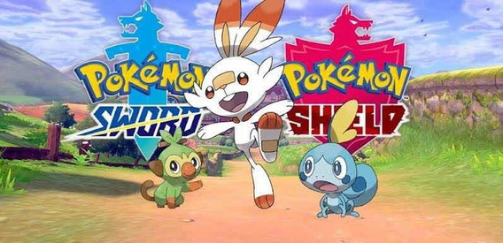 Pokémon Sword E Shield Pacote Com 15 Pokémon Shiny