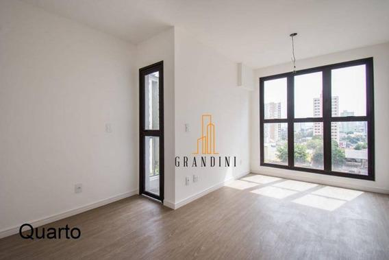 Apartamento Residencial Para Venda E Locação, Vila Valparaíso, Santo André. - Ap1100