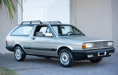 Imagem 1 de 15 de Volkswagen  Parati Club