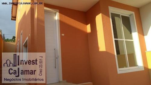Casa Ampla No Portal Cajamar. R$515mil, Ótima Localização.