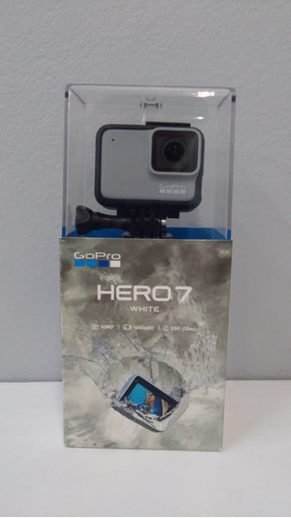 Camera Sport Go Pro Hero 7 White - Bike - Paraquedas - Surf