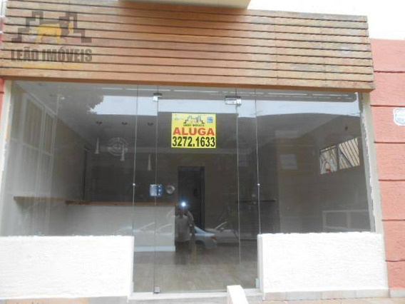 Salão Comercial Cambui - Sl0013