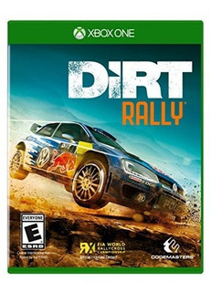 Juego Dirt Rally - Xbox One