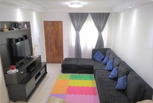 Imagem 1 de 17 de Sobrado Em Condomínio Na Vila Formosa Com 3 Dorms Sendo 1 Suíte, 2 Vagas, 140m² - So0937