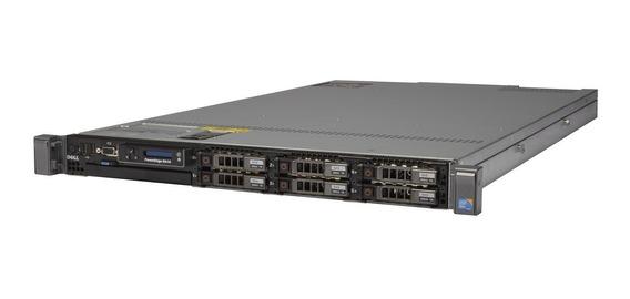 Servidor Dell Poweredge R610 2 Xeon Sixcore 128gb Hd 2x300 Com Garantia E Nota Fiscal Até 12x Sem Juros