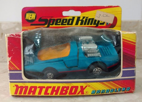 Matchbox Speed Kings K-36, Bandolero, 1972, C/ Embalagem