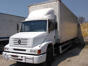 Mercedes-benz Mb 1218 Trucado Bau !! R$ 69.500,00 !! 200