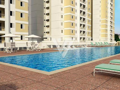 Apartamento Com 3 Dormitórios À Venda - Condomínio Horizonte Três Meninos - Sorocaba/sp - Ap2397