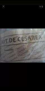 Kit De Cesárea Sin Anestesia
