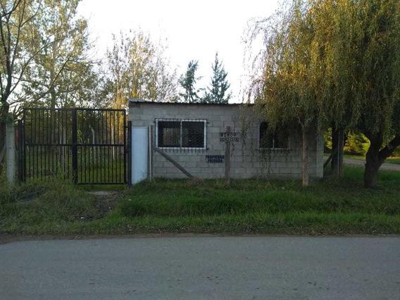 Casa A Terminar 3 Ambientes En El Peligro, La Plata