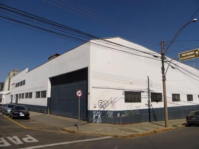 Galpão Comercial Para Locação, Alto, Piracicaba. - Ga0157