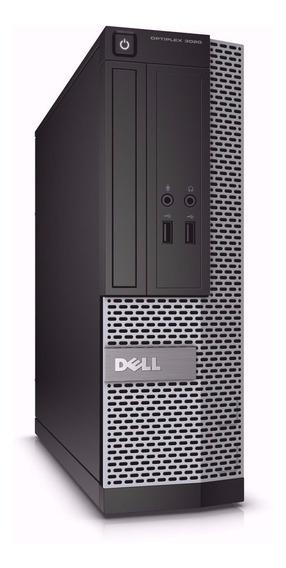 Cpu Dell Optiplex 3020 Core I5 8gb Hd 320 Troco Itens Apple