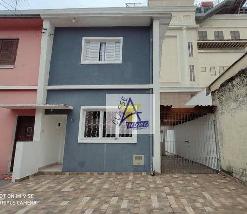 Imagem 1 de 18 de Sobrado Otima Localização - So0107