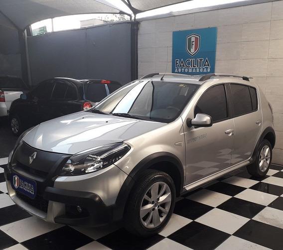 Renault Sandero 1.6 Stepway Completo E Automático