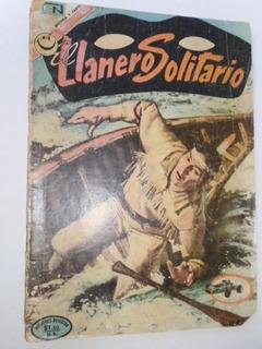 El Llanero Solitario, Comic Nro. 263 Novaro Mexico