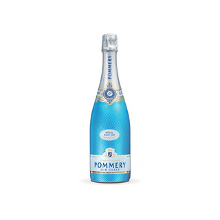 Champagne Pommery Royal Blue Sky Francés 750ml