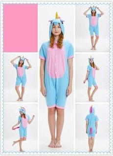 Pijama De Unicórnio Kigurumi Macacão Cosplay Pronta Entrega