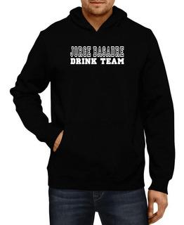 Idakoos Jorge Basadre Drink Team Sudadera Con Capucha