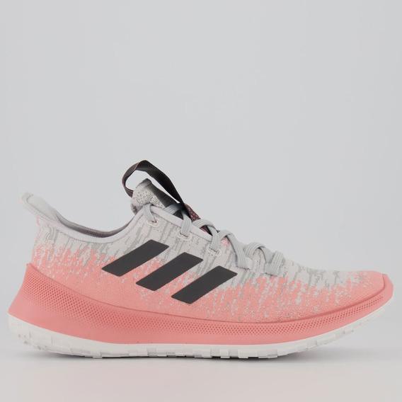 Tênis adidas Sensebounce + Feminino Rosa