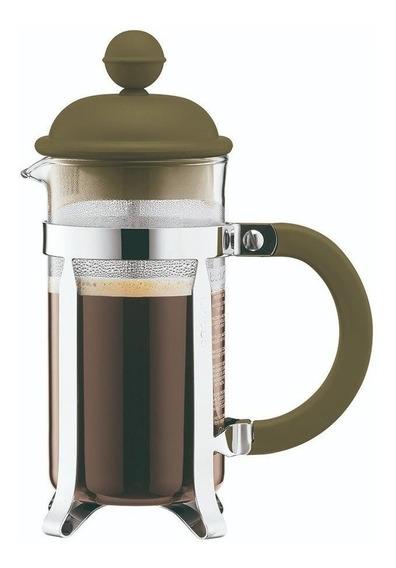 Cafetera 3pc Vidrio Verde Bodum Tienda Oficial