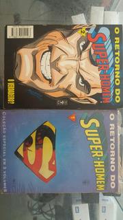 Hq O Retorno Do Super Homem 1 E 2