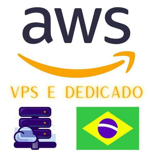 Servidor Vps E Dedicado Linux No Brasil Em Datacenter Na Aws