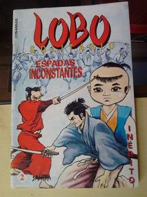 Lobo Solitário 2 - Espadas Inconstantes - Ed. Sampa