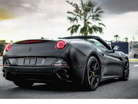 Imponente Y Unico!! Ferrari California 2010