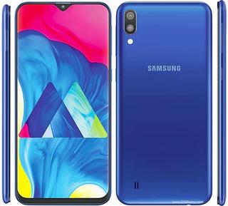 Samsung Galaxy M10 16gb 2gb Ram 6.2p 13mp+5mp 3400mah Tienda