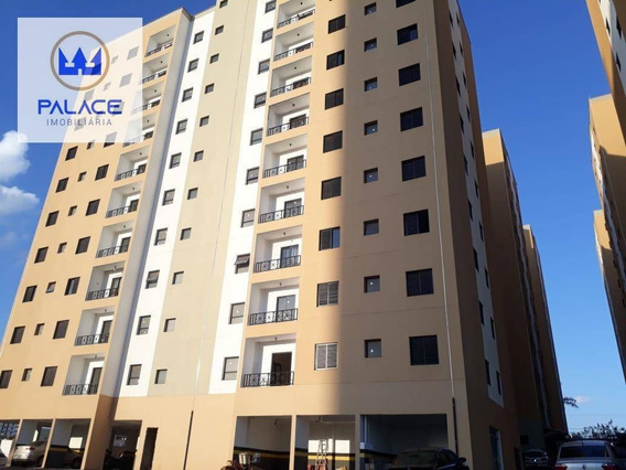 Apartamento Com 3 Dormitórios À Venda, 87 M² Por R$ 395.000,00 - Nova América - Piracicaba/sp - Ap0383