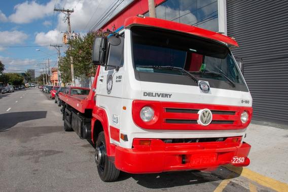 Caminhão Guincho Plataforma Vw 9.150