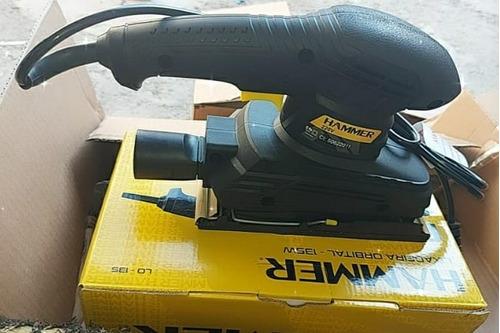 Lixadeira Hammer 220v
