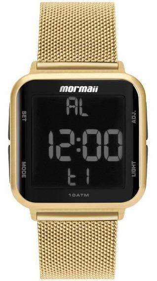 Relógio Mormaii Wave Unisex Mo6600ah/8d