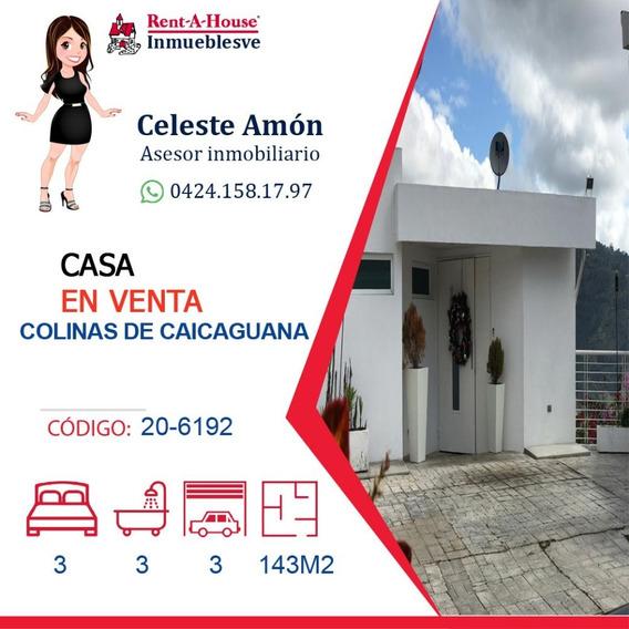 Casa Colinas De Caicaguana 0424.158.17.97 Ca Mls #20-6192
