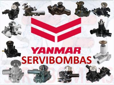 Reparación De Bomba De Agua Automotriz Yanmar Tk244,tk249,tk
