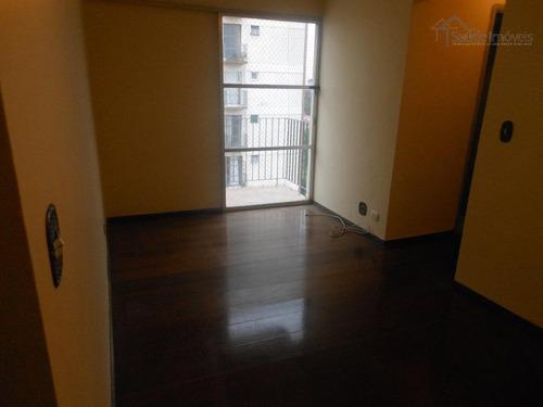 Imagem 1 de 26 de Apartamento Com 2 Dormitórios Para Alugar, 60 M² Por R$ 1.100,00/mês - Jabaquara - São Paulo/sp - Ap0471