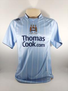 Camisa Manchester City Le Coq Sportif