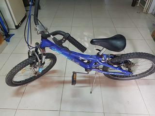Bicicleta Olmo Reaktor Rodado 20